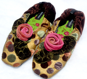 Goody Goody Autumn Slipper