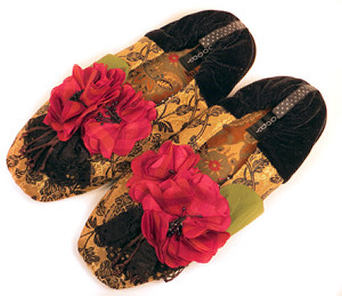 Goody Goody Garnet Slipper