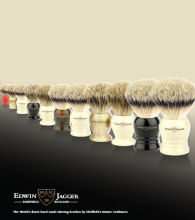 Men's Grooming, Fragrances, Badger Brushes, Razors, Shave Soaps and More...