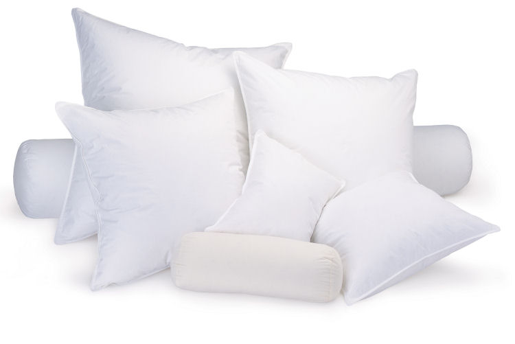 seven bed pillows