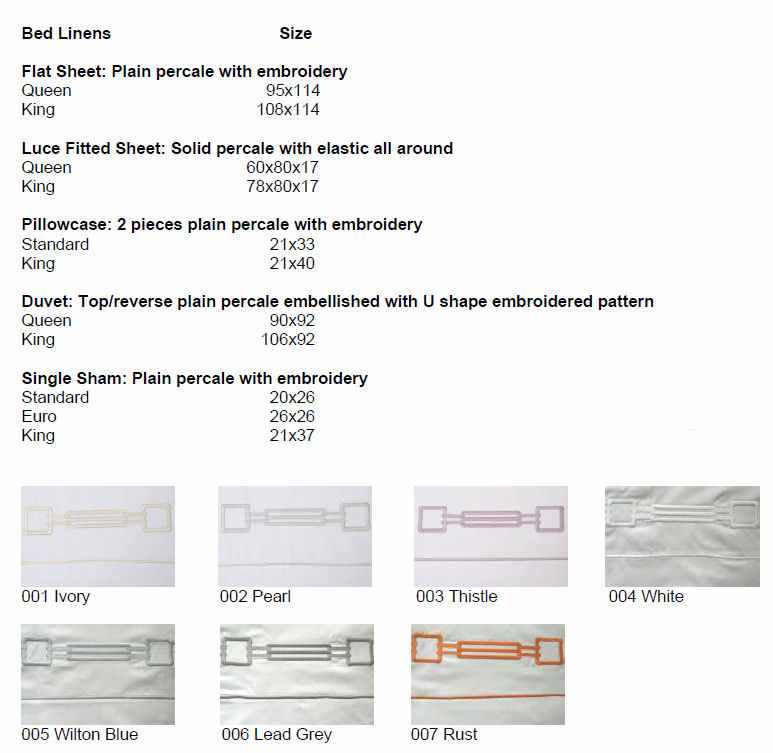 Signoria Retro 600tc Luxury Percale